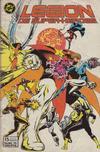 Cover for Legión de Superhéroes (Zinco, 1987 series) #10