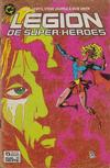 Cover for Legión de Superhéroes (Zinco, 1987 series) #11