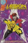 Cover for Legión de Superhéroes (Zinco, 1987 series) #19