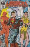 Cover for Legión de Superhéroes (Zinco, 1987 series) #21