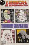 Cover for Legión de Superhéroes (Zinco, 1987 series) #22