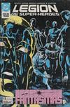 Cover for Legión de Superhéroes (Zinco, 1987 series) #27