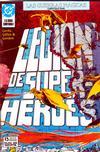 Cover for Legión de Superhéroes (Zinco, 1987 series) #29