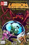 Cover for Legión de Superhéroes (Zinco, 1987 series) #30