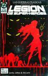 Cover for Legión de Superhéroes (Zinco, 1987 series) #31