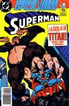 Cover for Especial Superman (Zinco, 1987 series) #6