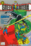 Cover for Green Lantern (Zinco, 1986 series) #14