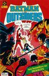 Cover for Batman y los Outsiders (Zinco, 1986 series) #3