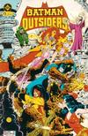 Cover for Batman y los Outsiders (Zinco, 1986 series) #4