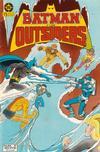 Cover for Batman y los Outsiders (Zinco, 1986 series) #5