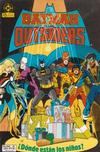 Cover for Batman y los Outsiders (Zinco, 1986 series) #6