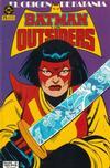 Cover for Batman y los Outsiders (Zinco, 1986 series) #8