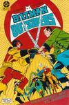 Cover for Batman y los Outsiders (Zinco, 1986 series) #9