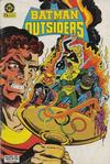 Cover for Batman y los Outsiders (Zinco, 1986 series) #10