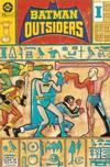 Cover for Batman y los Outsiders (Zinco, 1986 series) #12