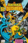 Cover for Batman y los Outsiders (Zinco, 1986 series) #16