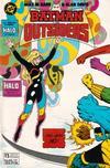 Cover for Batman y los Outsiders (Zinco, 1986 series) #17