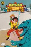 Cover for Batman y los Outsiders (Zinco, 1986 series) #18