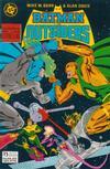 Cover for Batman y los Outsiders (Zinco, 1986 series) #20