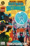 Cover for Batman y los Outsiders (Zinco, 1986 series) #22