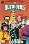 Cover for Batman y los Outsiders (Zinco, 1986 series) #26
