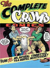 Cover for The Complete Crumb Comics (Fantagraphics, 1987 series) #11 - Mr. Natural Committed to a Mental Institution!