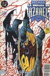 Cover for Batman: La espada de Azrael (Zinco, 1993 series) #3
