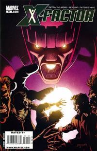 Cover for X-Factor (Marvel, 2006 series) #41