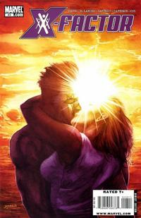 Cover for X-Factor (Marvel, 2006 series) #43