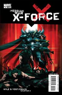 Cover Thumbnail for X-Force (Marvel, 2008 series) #14 [Andrews Cover]