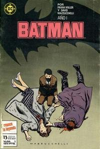 Cover Thumbnail for Batman (Zinco, 1987 series) #1