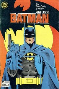 Cover Thumbnail for Batman (Zinco, 1987 series) #4