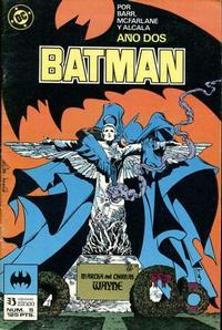 Cover Thumbnail for Batman (Zinco, 1987 series) #5