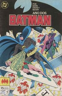 Cover Thumbnail for Batman (Zinco, 1987 series) #7