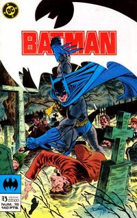 Cover Thumbnail for Batman (Zinco, 1987 series) #15