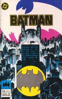 Cover Thumbnail for Batman (Zinco, 1987 series) #16