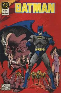 Cover Thumbnail for Batman (Zinco, 1987 series) #18