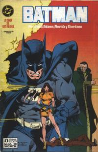 Cover Thumbnail for Batman (Zinco, 1987 series) #19