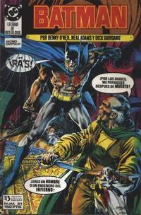 Cover Thumbnail for Batman (Zinco, 1987 series) #21