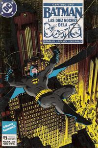 Cover Thumbnail for Batman (Zinco, 1987 series) #23
