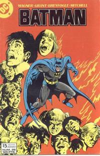 Cover Thumbnail for Batman (Zinco, 1987 series) #28