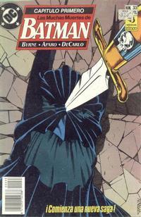 Cover Thumbnail for Batman (Zinco, 1987 series) #33