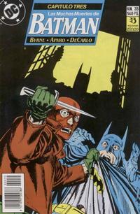 Cover Thumbnail for Batman (Zinco, 1987 series) #35