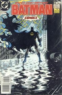 Cover Thumbnail for Batman (Zinco, 1987 series) #36