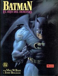 Cover Thumbnail for Batman Hijo del Demonio (Zinco, 1988 series)
