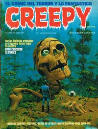 Cover Thumbnail for Creepy (Toutain Editor, 1979 series) #24