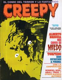 Cover Thumbnail for Creepy (Toutain Editor, 1979 series) #57