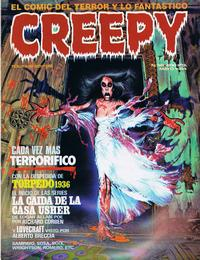 Cover Thumbnail for Creepy (Toutain Editor, 1979 series) #59