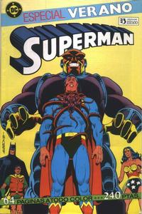 Cover Thumbnail for Especial Superman (Zinco, 1987 series) #1