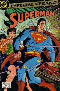 Cover Thumbnail for Especial Superman (Zinco, 1987 series) #4